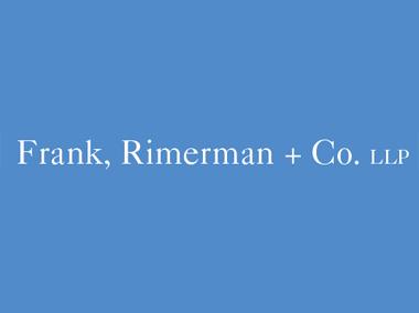 Frank Rimerman – Sales Cloud Implement